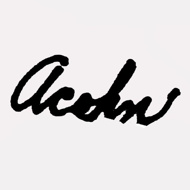 Abe Cohn pottery mark circa 1957