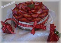 kierunek zdrowie: Zdrowy tort truskawkowy - RAW