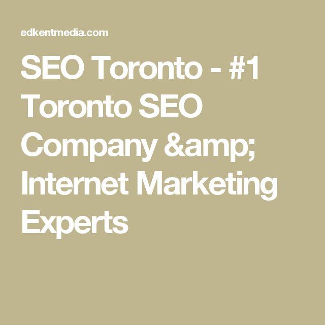 SEO Toronto - #1 Toronto SEO Company  Internet Marketing Experts