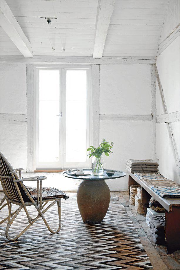 Une ferme rénovée en Suède - PLANETE DECO a homes world