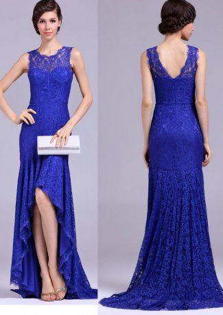 Turmec » bcbg blue strapless long dress