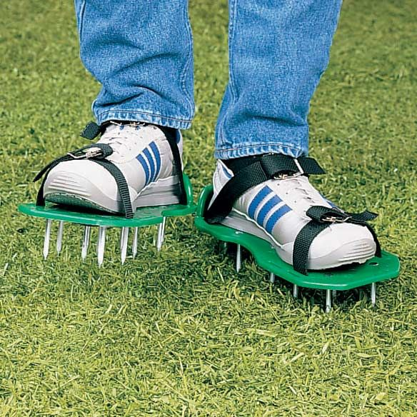 Lawn Aerator Sandals - Zoom