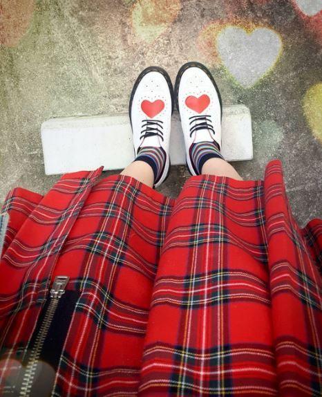 The Joyce Heart shoe, shared by halca.o.