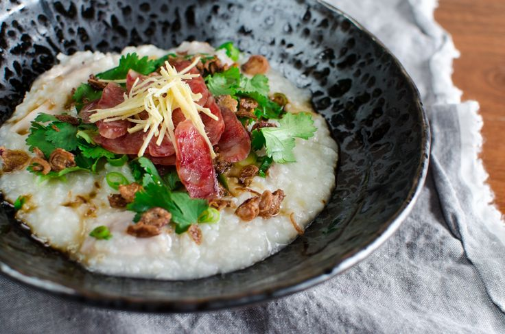 Congee, Jook, Okayu or Chao - whatever you call it, this is Asian comfort food at its very best!!