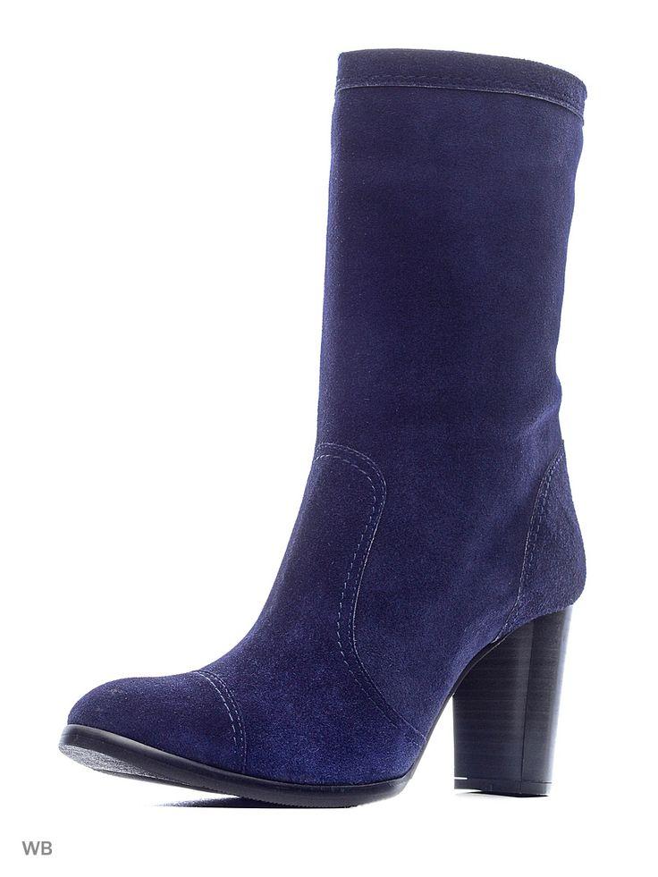Полусапожки La Gatta. Цвет фиолетовый.