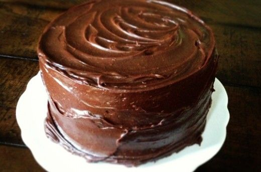 Ina Garten Chocolate Cake With Orange Buttercream