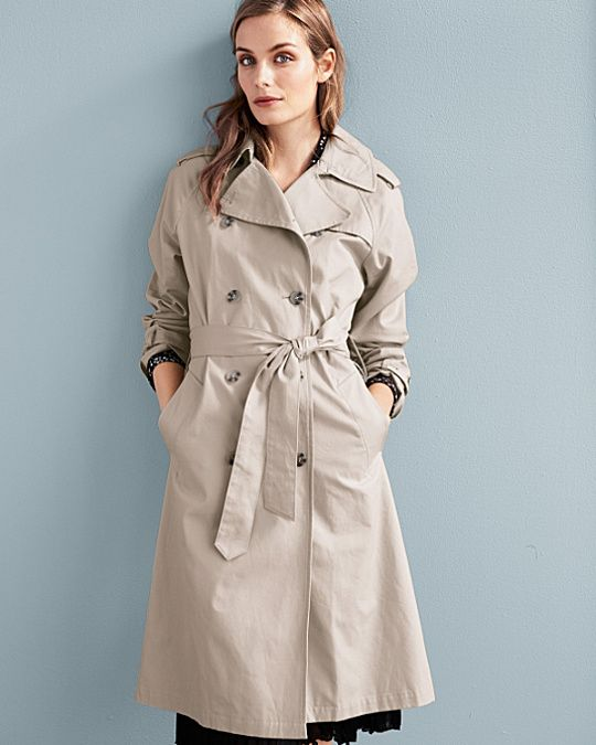 Essential Trench Coat