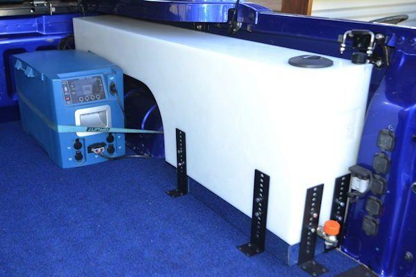 Diy Rv Bathroom Storage
