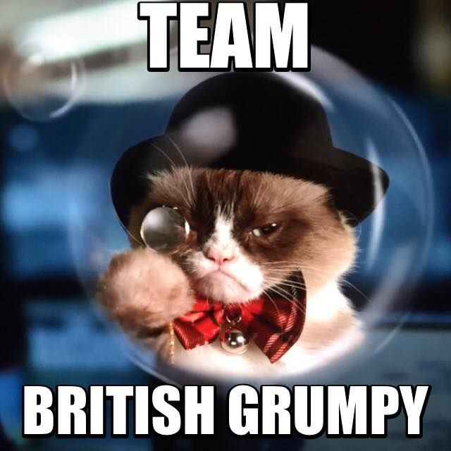 British Grumpy