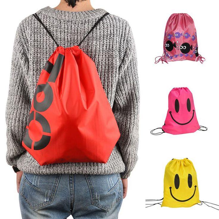Waterproof Swimming bags Drawstring Beach Bag Sport Gym Backpack Swim Drawstring Oxford Bag Swimsuit Bags Backpacks