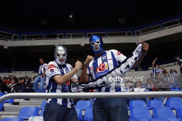 Image result for PACHUCA futbol supporters