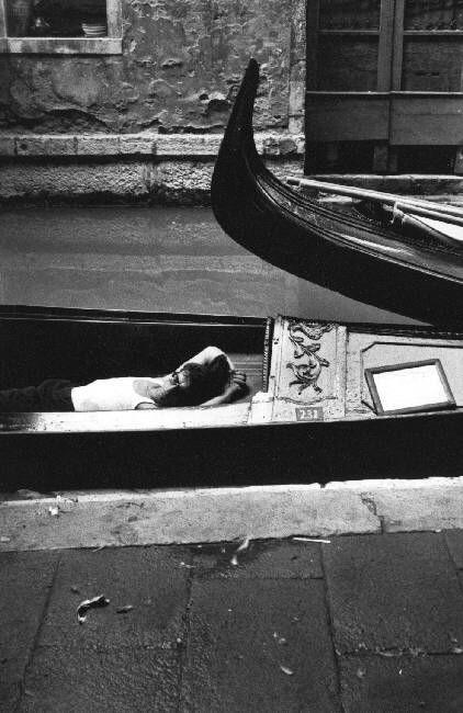 © Sergio Larrain/Magnum Photos ITALY. Venice. Film Festival. 1959.