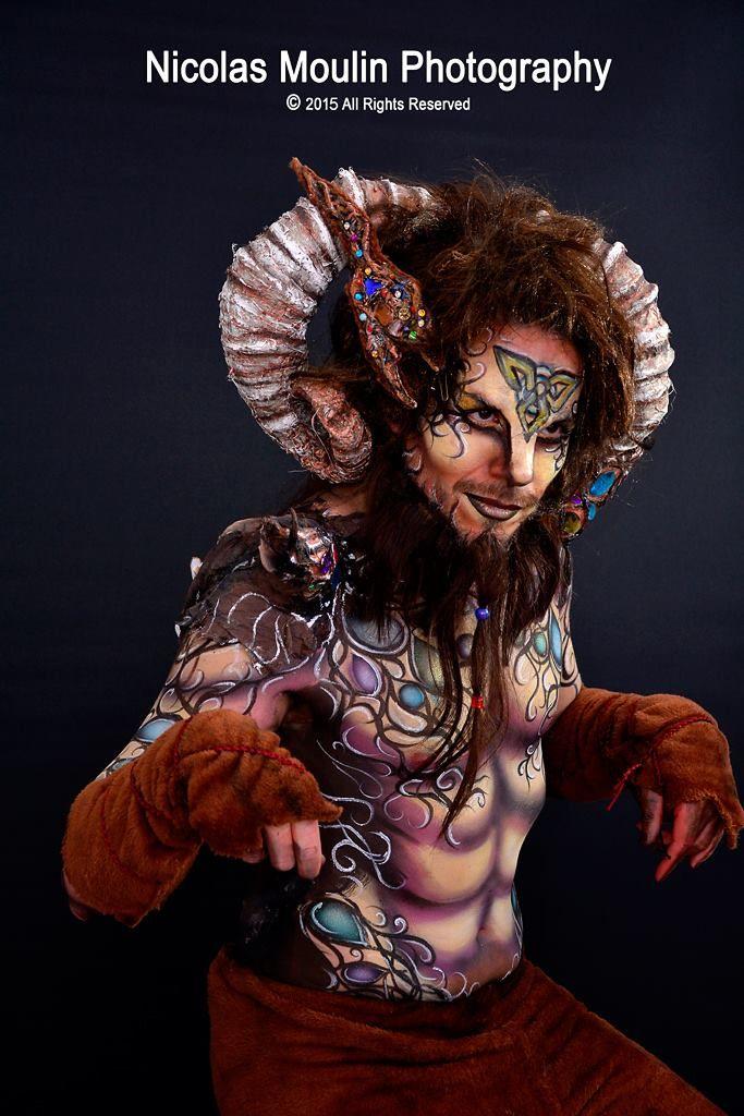 """""""La faula del faune i la fada"""" Makeup Artists and"""