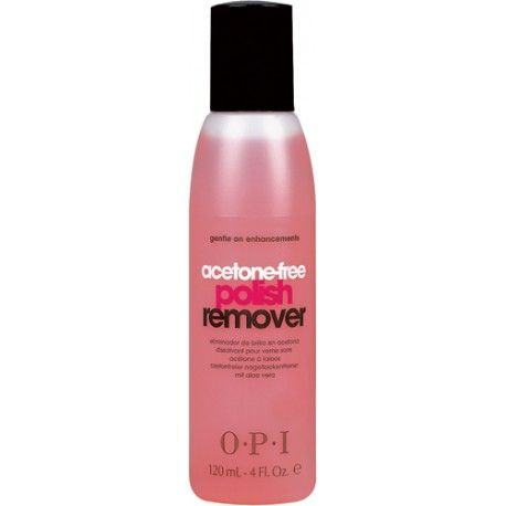 OPI Acetone-Free Polish Remover 4oz