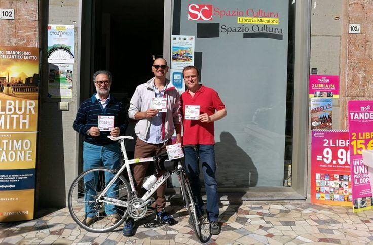 Ancora CycloPride Point, Ancora Palermo: Spazio Cultura
