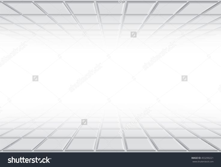 Background With Perspective Squares Stock Vector Illustration 453290221…