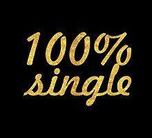 100% Single - Propose Quote by Powerofwordss