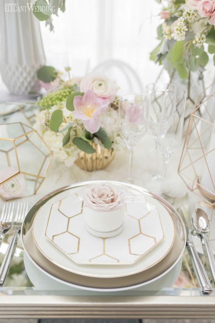 17 besten Marble Wedding Ideas Bilder auf Pinterest | Glamouröse ...