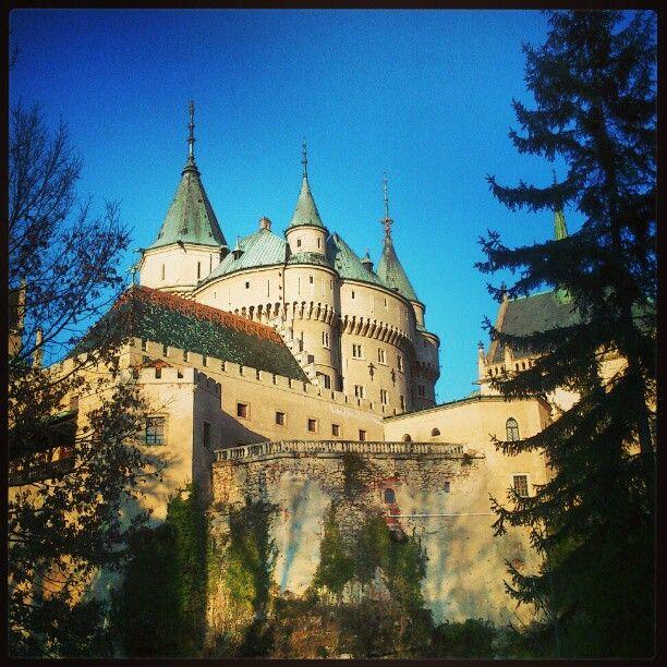 Bojnický zámok | Bojnice Castle ve městě Bojnice, Nitriansky kraj