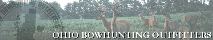 Ohio Bowhunting Outfitters: Whitetail deer bowhunts and muzzleloading hunts on Ohio farmlands.
