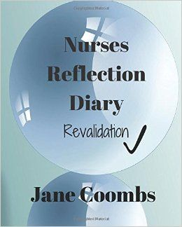 Are you a nurse having to revalidate? For the reflective practice see the step by step guide http://www.amazon.co.uk/Nurses-Reflection-Diary-Jane-Coombs/dp/1517428718/ref=sr_1_1?ie=UTF8&qid=1446547269&sr=8-1&keywords=nurse+revalidation