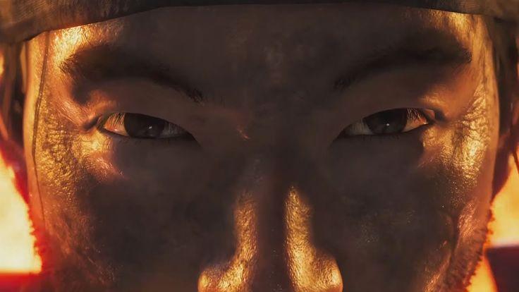 GHOST of Tsushima PGW Trailer 2017 (New Samurai Game)