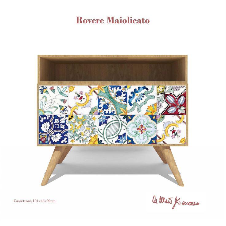 We ❤ Rovere Maiolicato  #ceramicafrancescodemaio  https://www.instagram.com/p/BFMii5WHVYE/?taken-by=ceramicafrancescodemaio