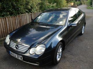 My First Car. Mercedes-Benz C280