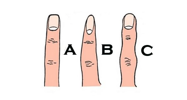 A forma da ponta dos seus dedos revela que tipo de pessoas você é. #Personalidade