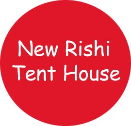 Now tent house and decorators in Delhi.New Rishi Tent House provide best decorative service at affordable prices in such short term period of time.Click here to get more Details.
