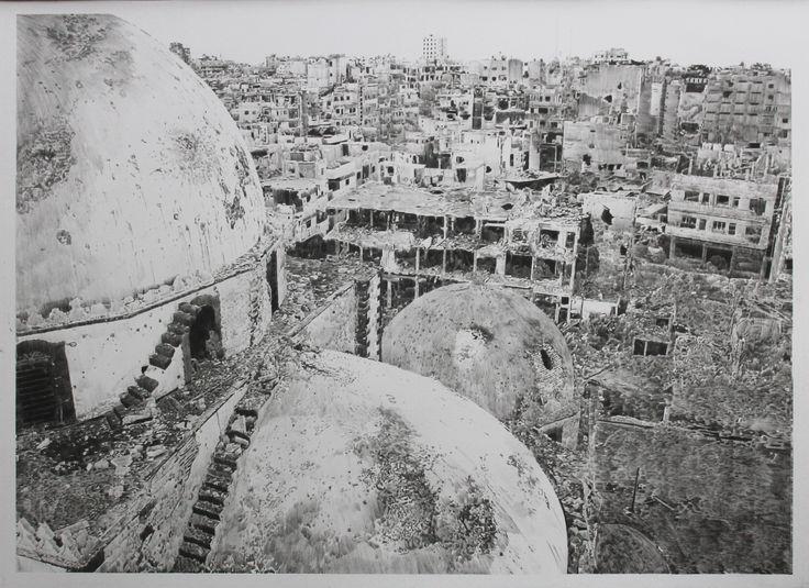 Homs, Syria. Chris Shaw Hughes