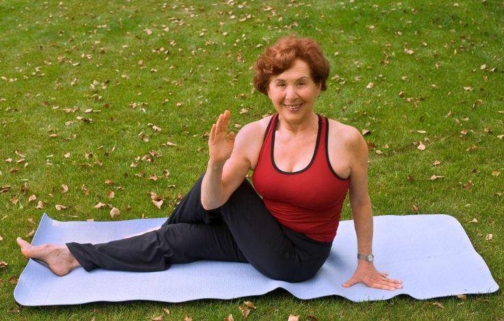 Basic Yoga Poses for Senior Citizens