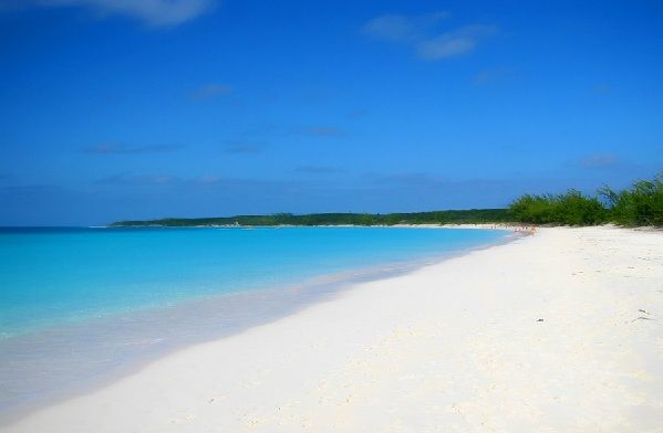 half moon cay.... 53 days until I am laying on this beach. MUCH needed RELAXATION trip
