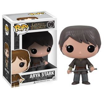Funko Pop! Game of Thrones Arya Stark Vinyl Figure #KohlsDreamGifts