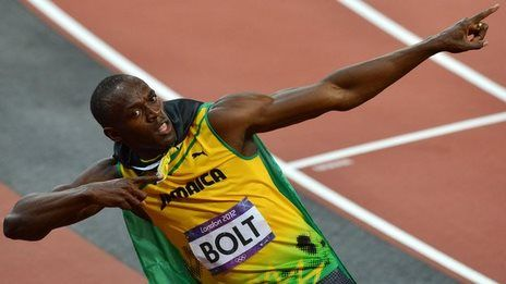 Secret of Usain Bolt's speed unveiled