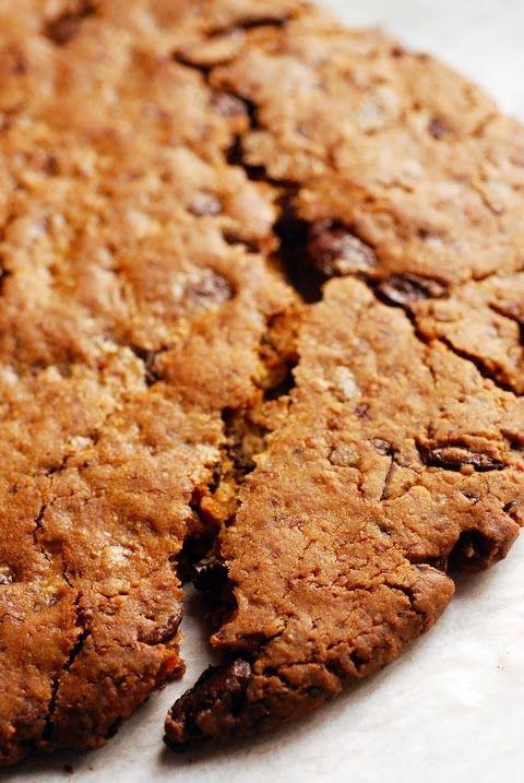 Giant cookies - Recipe in English...