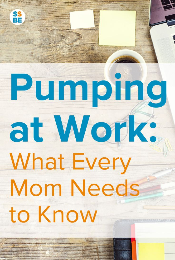 Tips on pumping at work for breastfeeding moms. This article discusses practical ways to return to work and pump, from what to bring to what to tell your boss. Get familiar with best practices on pumping at work. #pumping #workingmom