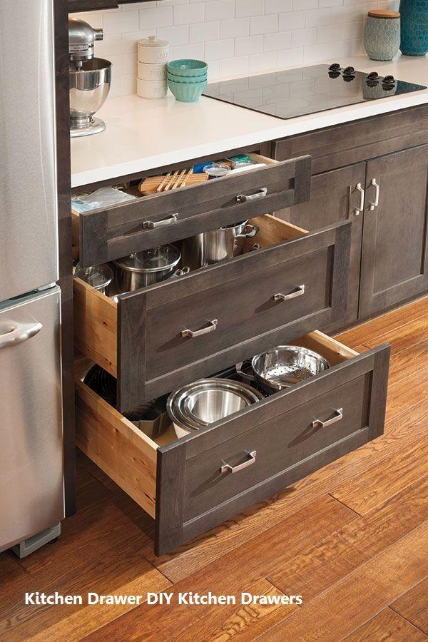 New Diy Kitchen Drawer Ideas Kitchendrawers