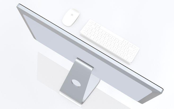 New iMac Concept Design