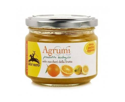 Organic Citrus Jam | Sensibus