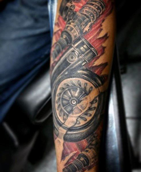 1000 ideas about mechanic tattoo on pinterest piston tattoo tattoos and bio organic tattoo. Black Bedroom Furniture Sets. Home Design Ideas