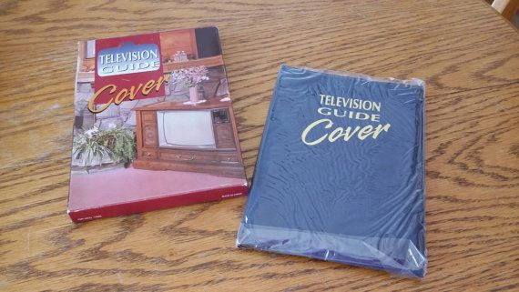 Check out this item in my Etsy shop https://www.etsy.com/listing/222397419/vtg-television-tv-guide-blue-plastic