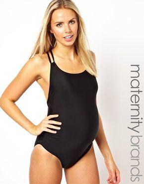 Enlarge Emma Jane Maternity Swimsuit