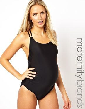 Emma Jane Maternity Swimsuit