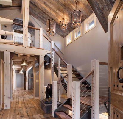 Timber Frame Homes | The Marshal | Timberbuilt