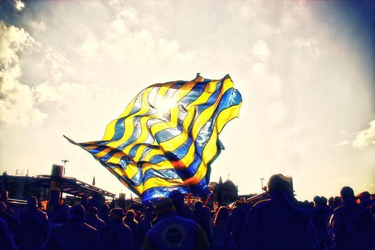 Fenerbahce Flag