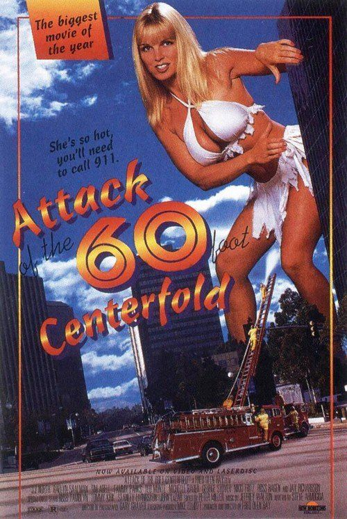 Watch Attack of the 60 Foot Centerfold Full-Movie
