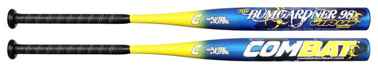 Combat Rusty Bumgardner 98 Anti Virus Reloaded Fully Loaded Slowpitch Softball Bat