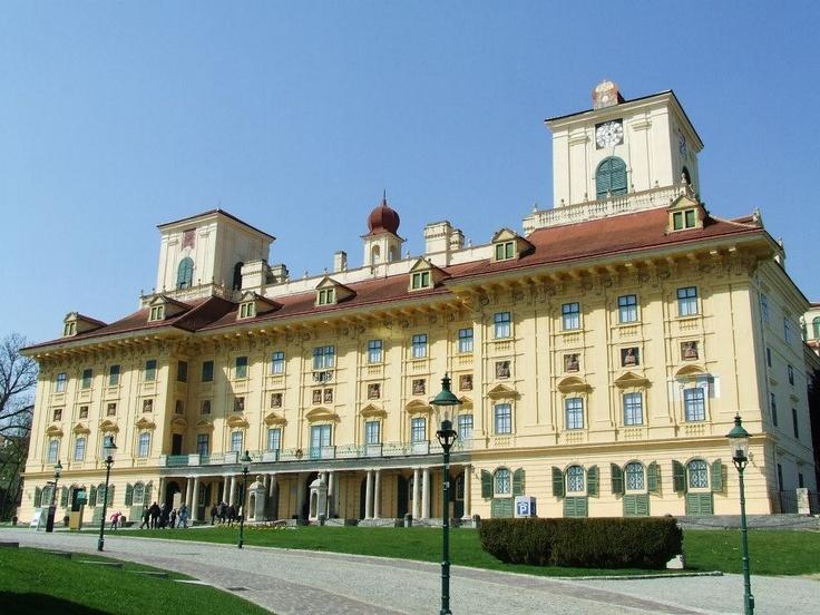 Kismarton - Eszterházy kastély