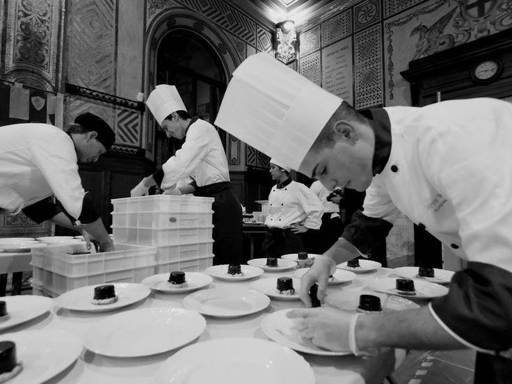 CAFFE SCALA Banqueting è: Professionalità